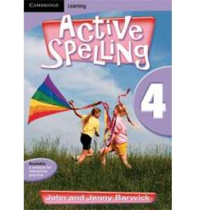 Active Spelling 4