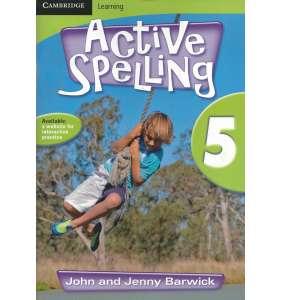 Active Spelling 5