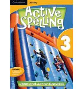 Active Spelling 3