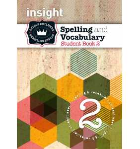 Skills Builders - Spelling and Vocabulary (Student Book 2)