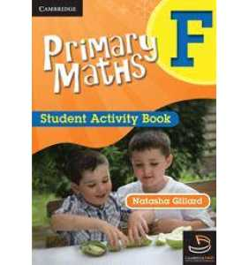 Primary Maths F - Student Activity Book