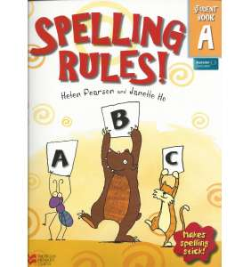 Spelling Rules - Student Book A