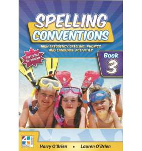 Spelling Conventions Year 3