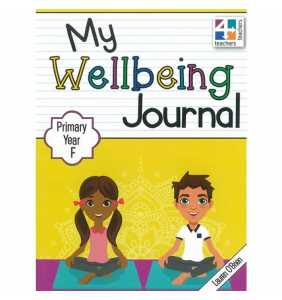 My Wellbeing Journal - Primary Years F
