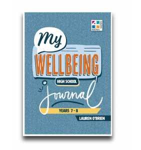 My Wellbeing Journal High School Years 7-8