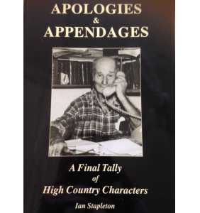 Apologies and Appendages - Ian Stapleton