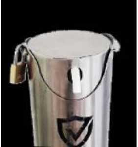 Sterling Shield Sanitiser Bollard Cap