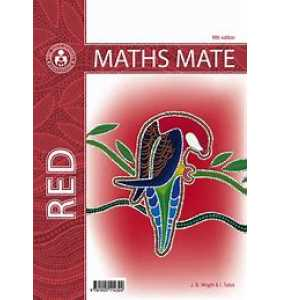 Maths Mate Red Y6 5e.