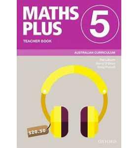Maths Plus Australian Curriculum Ed Teacher Book 5