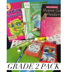 Grade 2 Education Pack