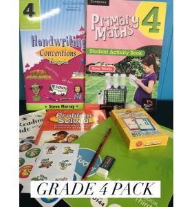 Grade 4 Education Pack