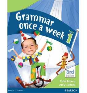 Grammar Once a Week - Book 1