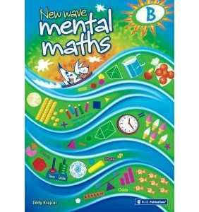 New Wave Mental Maths B  (6-7 Years)
