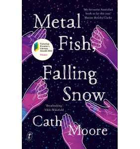 Metal Fish, Falling Snow - Cath Moore