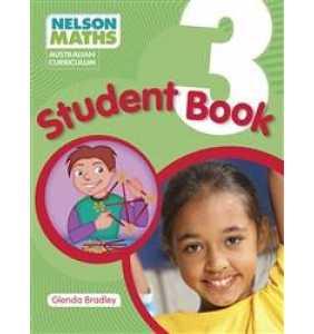Nelson Maths Australian Curriculum - Student Book Year 3