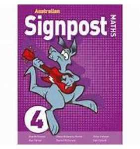 Australian Signpost Maths 4 3e.