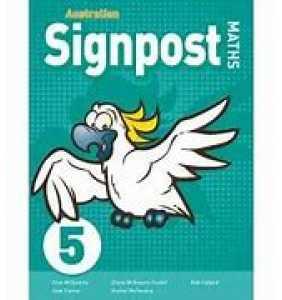 Australian Signpost Maths 5 3e.
