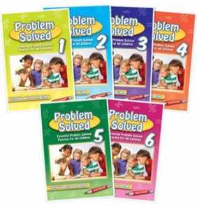 Problem Solved Grade 2