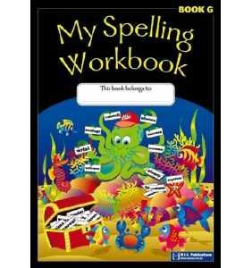 My Spelling Workbook - G