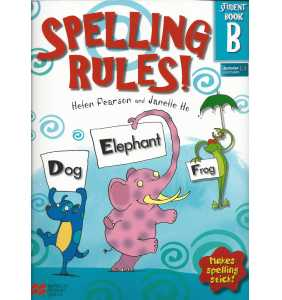 Spelling Rules - Student Book 2 2E
